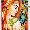 Raven Lady 09 ~ EvitaWorks
