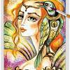 Raven Lady 10 ~ EvitaWorks