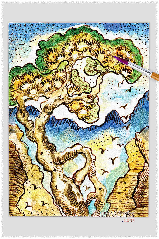 Tree 02 ~ EvitaWorks