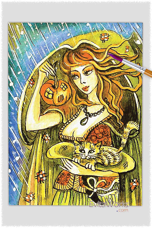 Witch 06 ~ EvitaWorks
