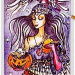 Witch 07 ~ EvitaWorks