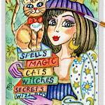 Witch 25 ~ EvitaWorks