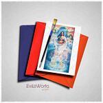 Angel Blessing Card ~ EvitaWorks