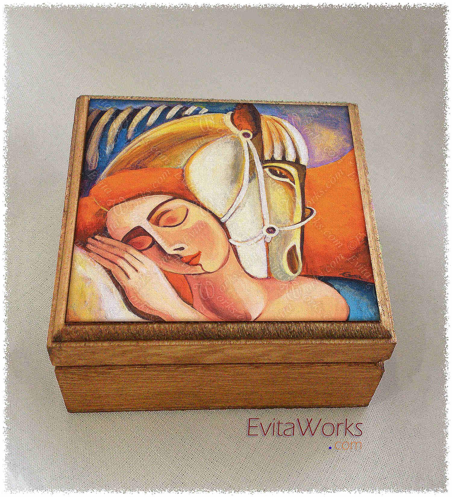 Dream Keeper Boxsq ~ EvitaWorks