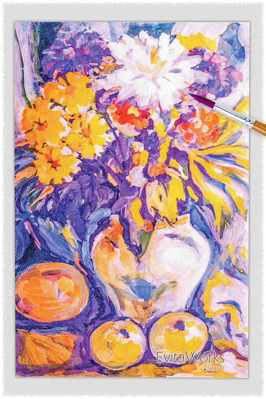 Flowers 1 ~ EvitaWorks