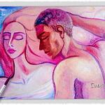 Night In Blue ~ EvitaWorks