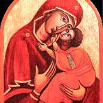 The Holy Virgin Gorgoepikos ~ EvitaWorks