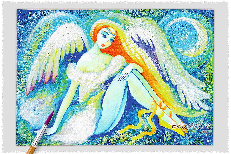 Angel 01 1 ~ EvitaWorks