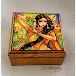 Belly Dancer 04 Boxsq ~ EvitaWorks