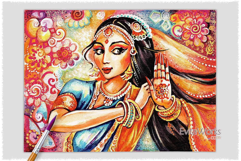 oa belly dancer 07 ~ EvitaWorks