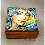 Exotic Visage 29 Boxsq ~ EvitaWorks