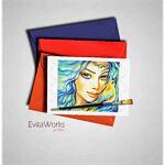 Exotic Visage 29 Card ~ EvitaWorks