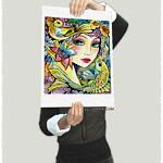Exotic Visage 53 Page1 ~ EvitaWorks