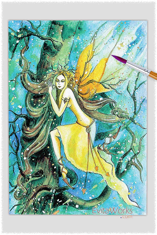 Fairy 02 ~ EvitaWorks