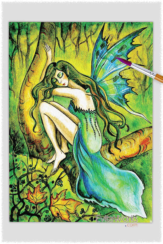 Fairy 03 ~ EvitaWorks