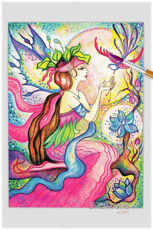 Fairy 04 ~ EvitaWorks