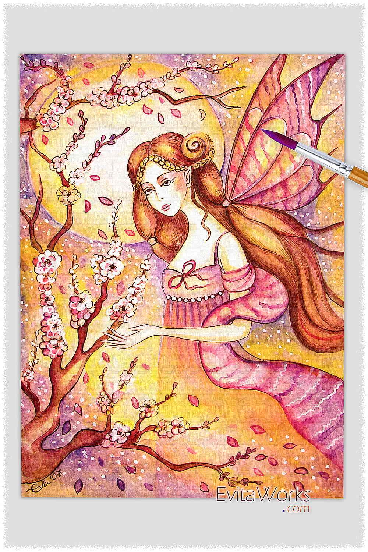 Fairy 05 ~ EvitaWorks