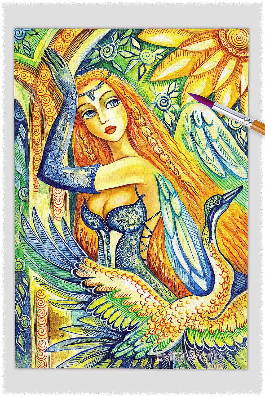 Fairy 07 ~ EvitaWorks