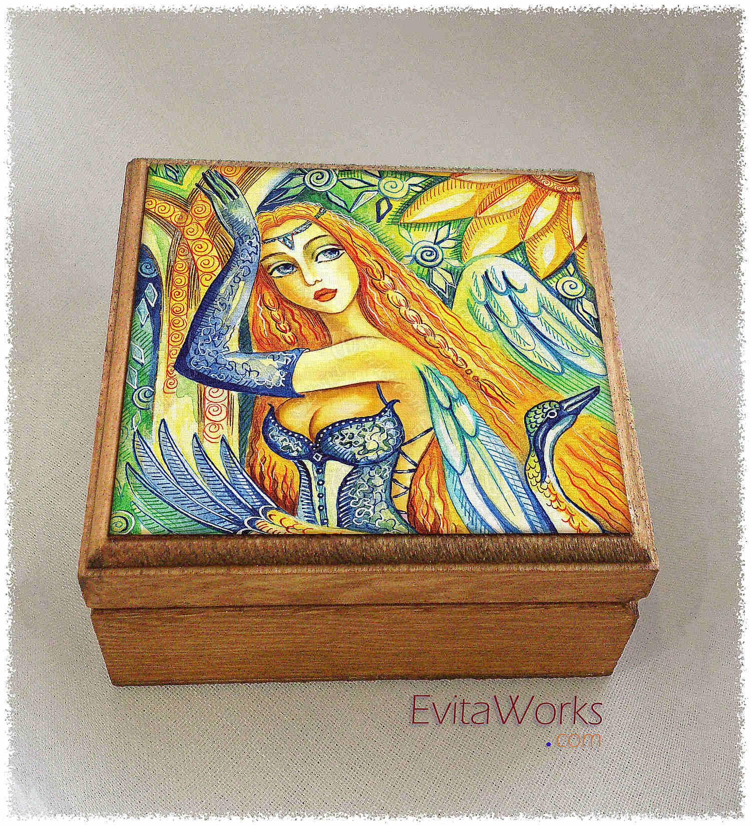 Fairy 07 Boxsq ~ EvitaWorks