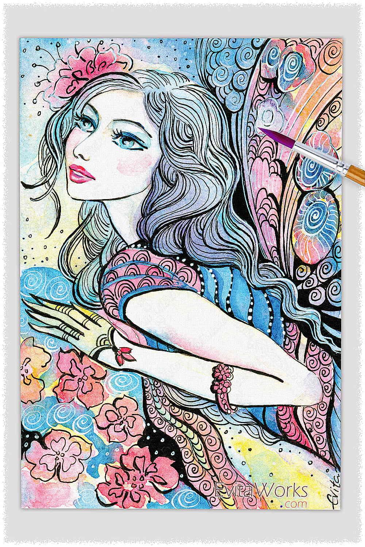 Fairy 09 ~ EvitaWorks