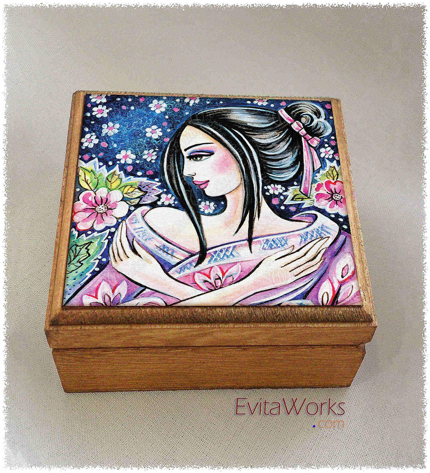 Geisha 05 Boxsq ~ EvitaWorks