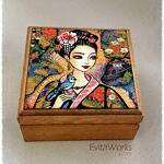 Geisha 06 Boxsq ~ EvitaWorks
