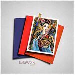 Geisha 06 Card ~ EvitaWorks
