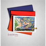 Mermaid 01 Card ~ EvitaWorks
