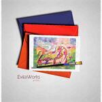 Mermaid 04 Card ~ EvitaWorks