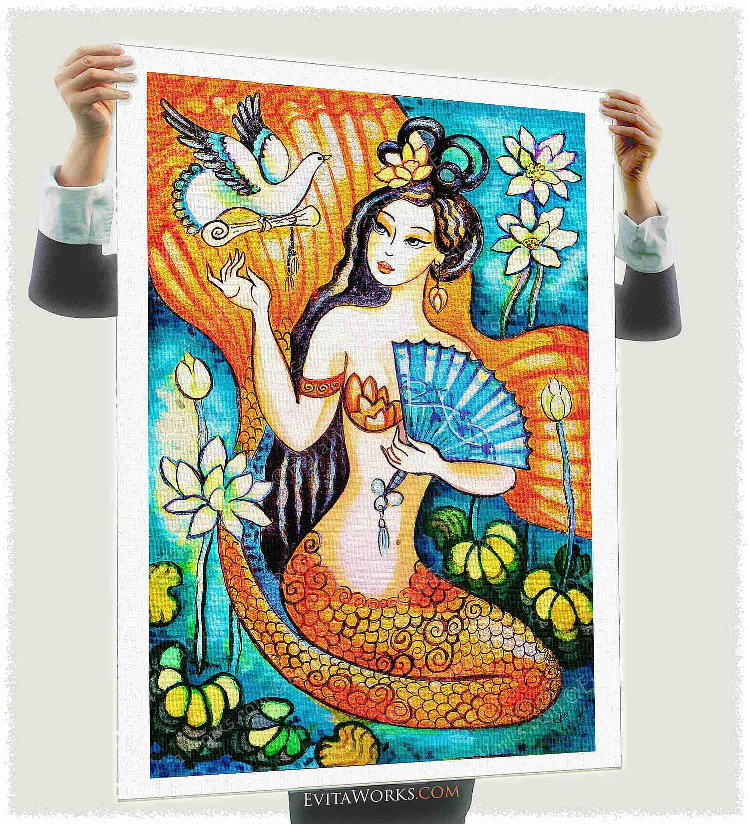 Mermaid 09 Page2 ~ EvitaWorks
