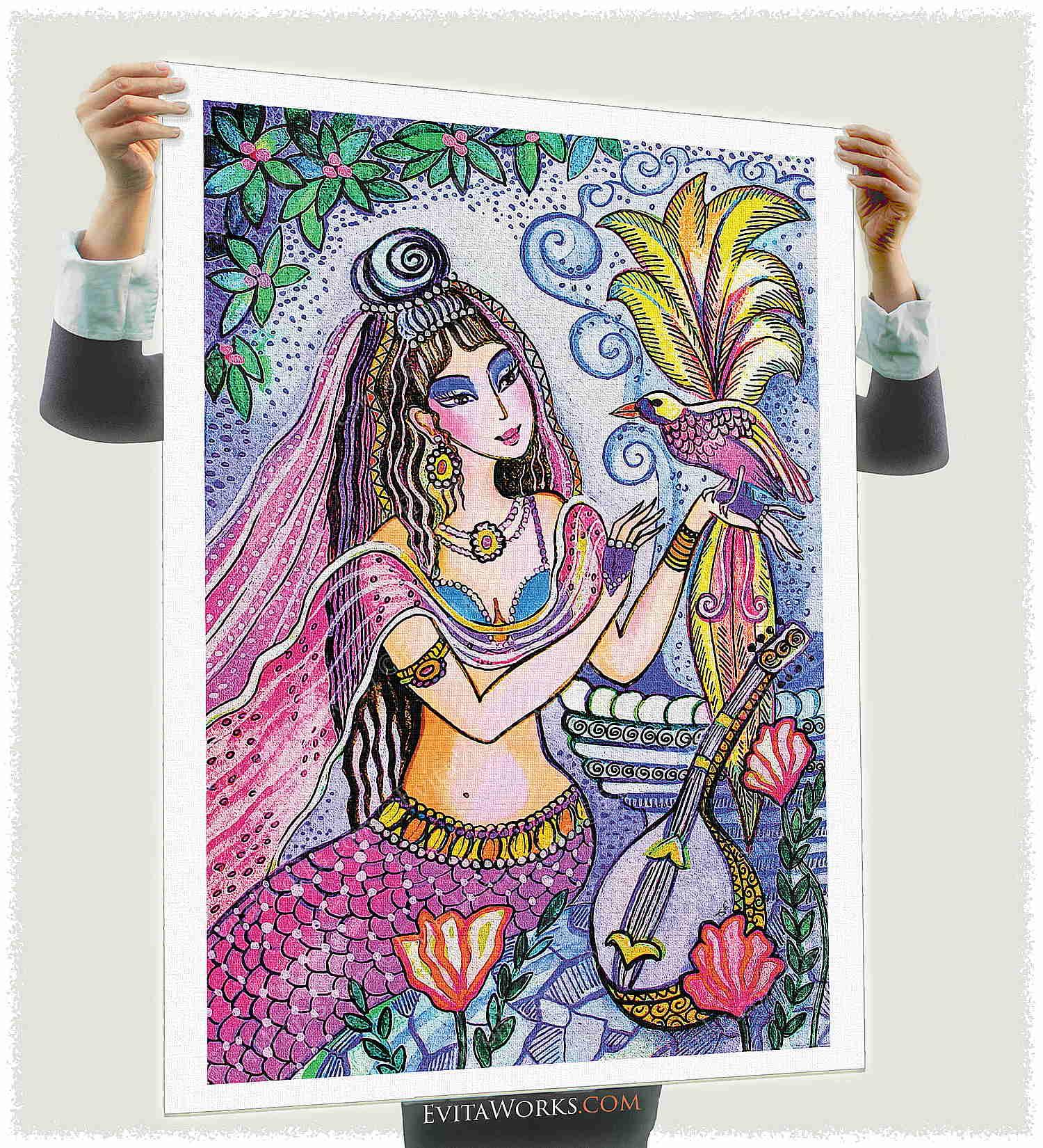 Mermaid 13 Page2 ~ EvitaWorks
