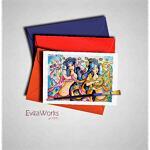 Mermaid 14 Card ~ EvitaWorks