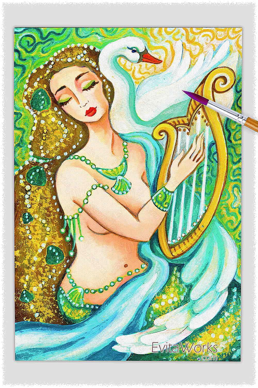 Mermaid 16 ~ EvitaWorks