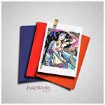 Mermaid 26 1 Card ~ EvitaWorks