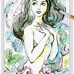 Mermaid 29 ~ EvitaWorks