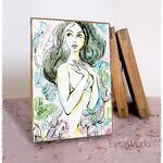 Mermaid 29 Block1 ~ EvitaWorks