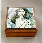 Mermaid 29 Boxsq ~ EvitaWorks