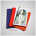 Mermaid 29 Card ~ EvitaWorks