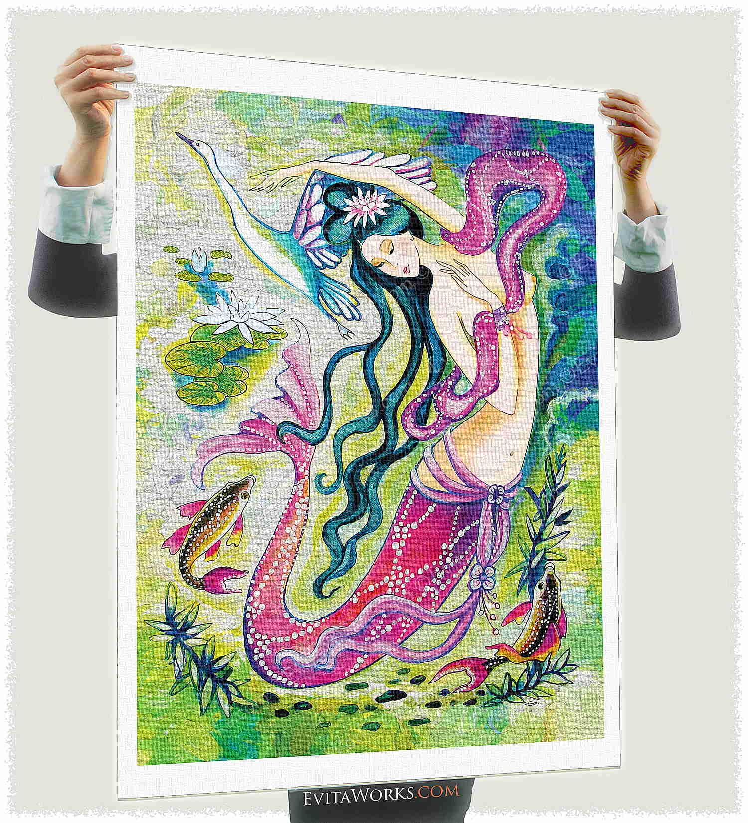 Mermaid 35 Page2 ~ EvitaWorks