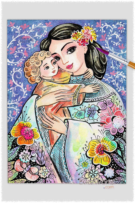 oa mother child 04 ~ EvitaWorks