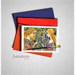 Set 2x Aol 02 Card ~ EvitaWorks